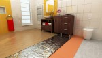 ECOFLOOR heating mat AL MAT 80 W/m2, 1.25 - 12 m², for laminate and wooden floors